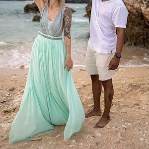FreePeople mint dress - size 2